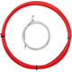 capgo BL Brake Cable For Shimano / Sram Road red